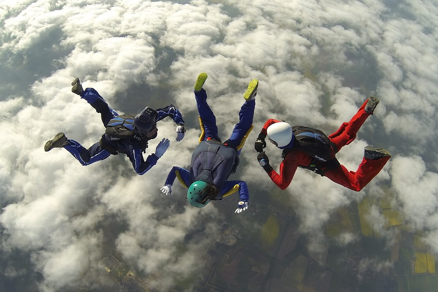 Accelerated Freefall Level 3