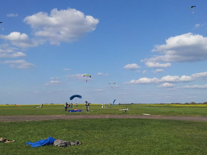 Learn to Skydive UK